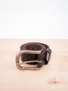 Image of Number (N)ine - FW08 Brass Buckle Belt