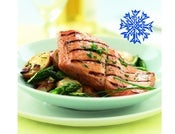 Image of 5 lb or 10 lb Base Order:: just frozen Copper River Sockeye Salmon - portioned fillet