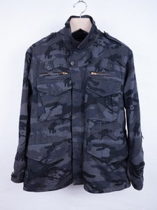 Image of Undercover - Portrait Camo Field Jacket