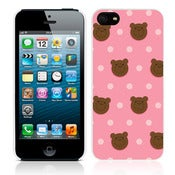Image of Pink Cavey Cookies iPhone Case
