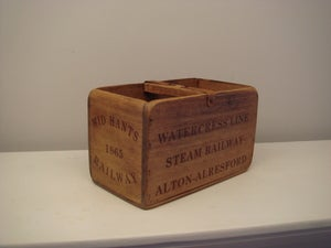 Image of Rustic Alresford Watercress Box