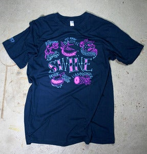 Image of Swine Tattoos - T-shirt