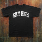Image of College Tee black
