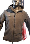 Image of New Item: Premium Polartec 200 DWR Water Repellant Fleece Hoody