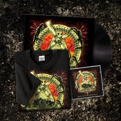 Image of The Orange Man Theory - Giants, Demons and Flocks Of Sheep - Super Bundle B - [LP+CD+SHIRT]