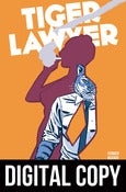 Image of Tiger Lawyer #3 - Digital Copy