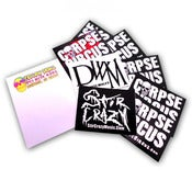 Image of Stickers (small order)