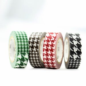 Image of Houndstooth Washi Tape