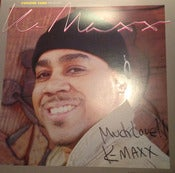 Image of Sweater Funk Presents K-MAXX * LIMITED SIGNED COPIES!!!
