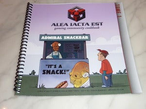Image of AIE Cookbook: Tome 1