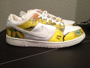 "Image of Nike SB dunk low ""De La Soul"""