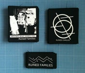 Image of RUINED FAMILIES Patches
