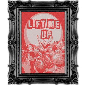 Image of Lift me up - red