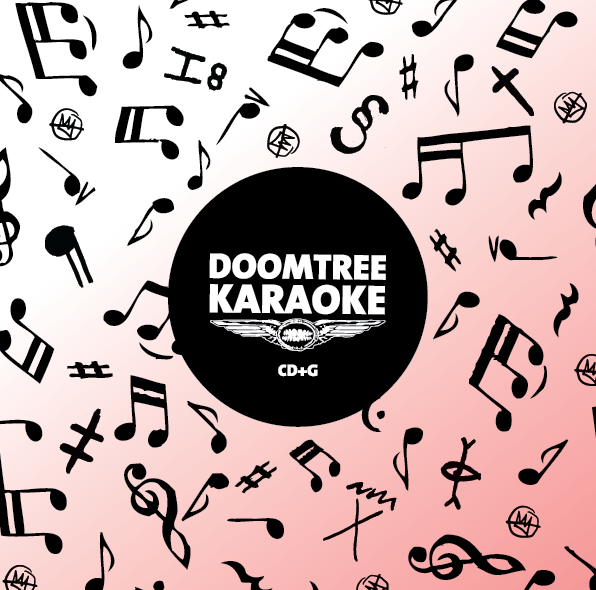 Doomtree Karaoke - CD+G (and free download)