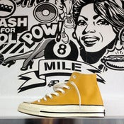 Image of 1970's Chuck Taylor Hi (Mustard)
