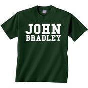 Image of John Bradley t-shirt
