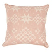 "Image of Gitana Pink Single Sided 22"" Pillow"