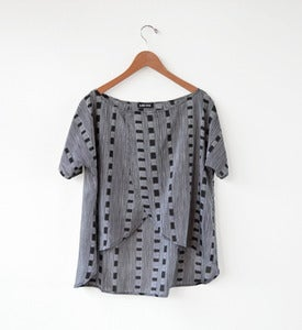 Image of Ilana Kohn Ladder Olive Shirt