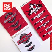 "Image of ""Düsseldorf United"" Magnets BUNDLE"