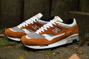 Image of New Balance - M1500TWS (dark orange/white)