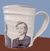Image of Hilary Clinton Mug by Justin Rothshank
