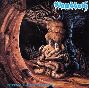 Image of Wombbath &quot; Internal Caustic Torments &quot; CD