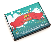 Image of Magnetic Comic Strip Kit - Aquamarine Series
