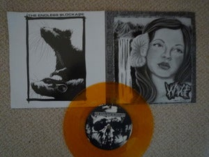 WADGE / THE ENDLESS BLOCKADE - Split  EP