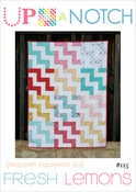 Image of Up a Notch Quilt Pattern - PDF