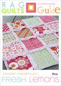 Image of Rag Quilt Instructions - PDF