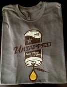 Image of Men's Untapped Tee - Beer Can - Venetian Grey