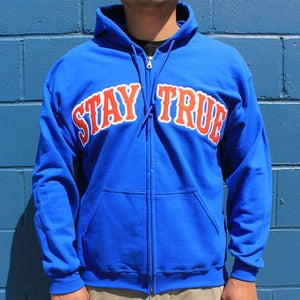 Image of STAY TRUE (zip up)