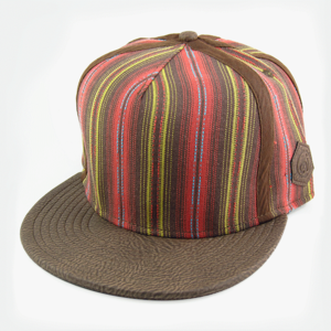 Image of Traditional Snapback [brown]