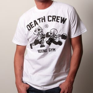 Image of 13s_11  DEATH CREW BOXING GYM GUYS T