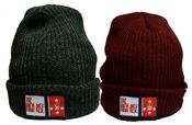 Image of Flag Patch Beanies