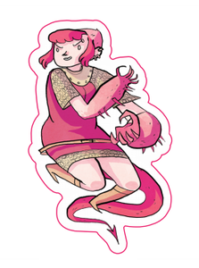 Image of Nimona sticker
