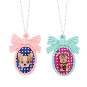 Image of Dotty Dog Necklace
