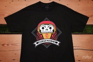 Image of Dia de Daruma Tee - Black