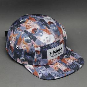 Image of Toke - cats - 5 Panel Hat