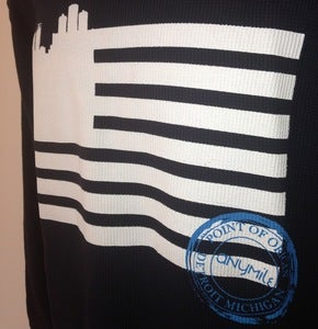 Image of Skyline Flag (Navy) CLEARANCE!!!