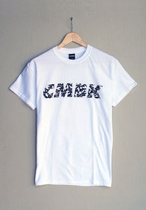 Image of CMBK Floral T Shirt (White)