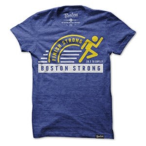 Image of Boston Strong : Mens