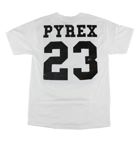 Image of Pyrex Vision Basic T Shirt White