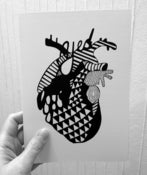 Image of Postcard – Heart