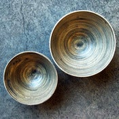 Image of bamboo bowls