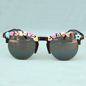 Image of Candy and Cake Customized Sunglasses 