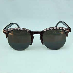Image of Studded Customized Sunglasses