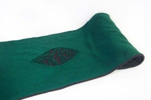Image of The Nature Scarf   Grey/Green 