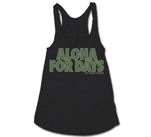 Image of Women's Aloha For Days Tank