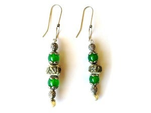 Image of Jannie Jade Earrings